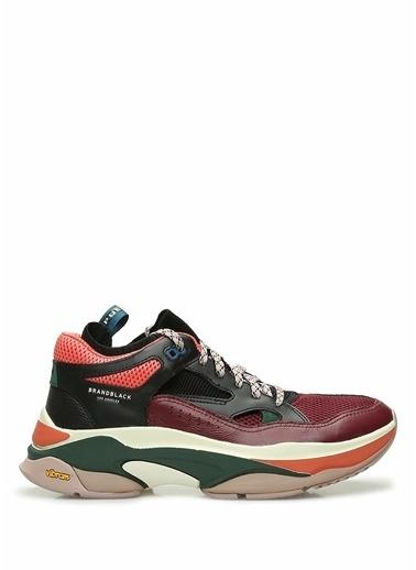 Black Sneakers Pembe